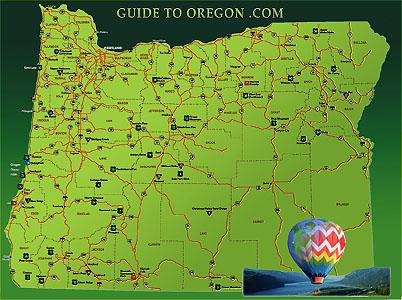 Oregon Information Guide To Oregon com